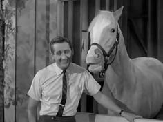 Mr Ed The Talking Horse singing The Empty Feed Bag Blues ...just too funny!!! The man who did the voice was from Mishawaka