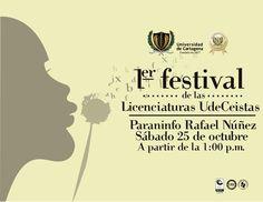 I Festival de las Licenciaturas Udeceistas.  #Unicartagena