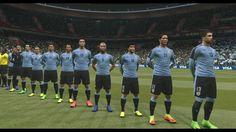 Ireland vs Uruguay | International Friendly Match HD PC Gameplay PES 201...