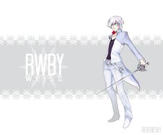 RWBY: Weiss by ~reveriesky on deviantART - COSPLAY IS BAEEE! Tap the pin now to grab yourself some BAE Cosplay leggings and shirts! From super hero fitness leggings, super hero fitness shirts, and so much more that wil make you say YASSS! Grimm, Rwby Genderbend, Anime Manga, Anime Art, Anime Guys, Fanfiction, Rwby Weiss, Red Like Roses, Blake Belladonna