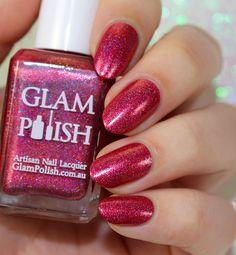Glam Polish Timeless to Me: Hairspray Collection, Jan 2015.