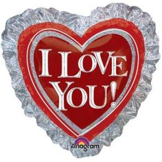 """18/"""" FOIL BALLOON HAPPY MOTHERS DAY WITH COIL HEART WEIGHT OVERALL HEIGHT 26/"""""""