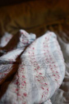 <3 duvet fabric