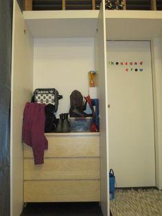 Тем не менее, больше пространства для хранения (Фото: Изабелла Mori)