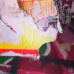 Berlin street art collage