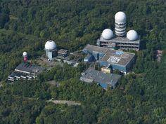 Auf dem Berliner Teufelsberg errichtete der US-Geheimdienst nach der Teilung der Stadt eine Abhörstation