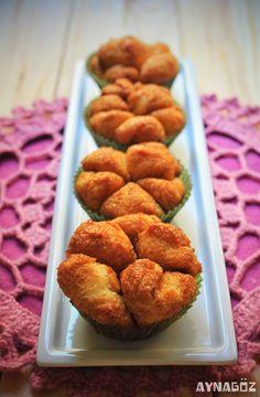 AynaGöz.: Artanları Değerlendirmece: Tarçınlı Mini Çörekler