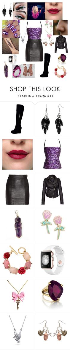 """""""Daughter of Aphrodite"""" by frostbiten on Polyvore featuring Alexa Starr, Dolce&Gabbana, Yves Saint Laurent, Barbour International, Big Bud Press, Oscar de la Renta, Chloe + Isabel, Bling Jewelry and Kim Rogers"""
