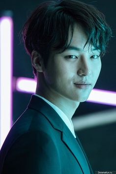 Yang sejong as j. Korean Men, Asian Men, Asian Actors, Korean Actors, Ver Drama, Yoon Shi Yoon, Ahn Jae Hyun, W Two Worlds, Kim Myung Soo