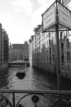 Hamburg by bersli, via Flickr