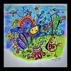 My Drawings, Watercolor Tattoo, Arabic Calligraphy, Tattoos, Art, Art Background, Tatuajes, Tattoo, Kunst