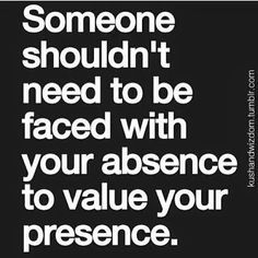 Value your self