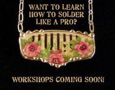 Dishfunctional Designs: Soldering Workshops Coming Soon!