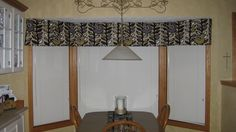 bay window valance diy valance for bay window with pleats roman valances in setting for the home pinterest
