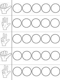 1 5 montessori math bead worksheets atelier and free printable Kindergarten Math Worksheets, Kindergarten Lessons, Math Literacy, Preschool Learning Activities, Preschool Activities, Numbers Preschool, Learning Numbers, Math For Kids, Kids Education