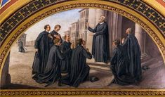 Seminarians are men of different ages, cultural backgrounds, temperaments, and gifts who share a common creed and vocation. Kelly Guest urges us to intensify our prayers for them, especially as many deacons will be ordained this month. St Philip Neri, Preparing For Marriage, Pray For Us, Priest, Christianity, Catholic, How To Memorize Things, Religion, Painting