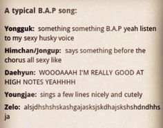 Hey!! Youngjae is super important!! But yes that is all very true (:
