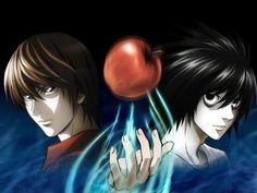 Light Yagami vs. L (Death Note)