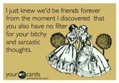 This describes all my girls! :)