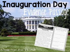 Want to bring awareness of the upcoming historical event? This informational passage provides your students with the perfect opportunity to practice citing evidence in their written short answer responses and also learn a little American history. Sixth Grade Reading, Citing Evidence, New President, Teacher Pay Teachers, Presidential Election, Social Studies, American History, Leslie Ann, Students