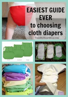 How to choose cloth diapers! Don't spend time searching a zillion sites for the differences between all 100 kinds of cloth diapers. This is a super easy guide for newbies. Less than 600 words from a mom who keeps cloth diapering easy.