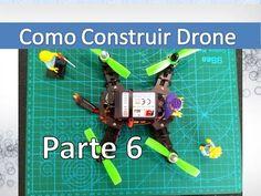 Como Construir Drone Casero Paso A Paso - Diatone Blade 150 Build Parte 6 - VideoTutoriales - MUNDO DRON