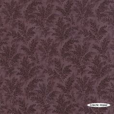Atelier 3 Sisters Foliage in Mauve Atelier 3 Sisters Foliage in Mauve Moda fabric for patchwork quilting & dressmaking - Eclectic Maker [44057 14] : Patchwork, quilting and dressmaking fabric, patterns, haberdashery and notions from Fabric for Patchwork, Quilting and Dressmaking from Eclectic Maker