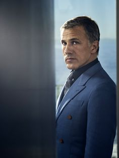 Christoph Waltz as Kenneth in Hotel Ruby.
