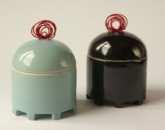 Ceramic jars (from the home company)