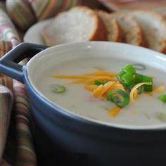 Delicious Ham and Potato Soup Allrecipes.com 9,347 Ratings