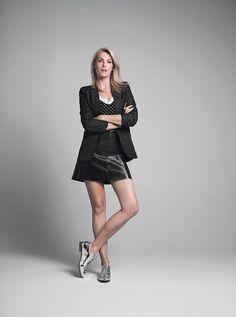 1a63f5db54b30 BLOG. Sapatos MetálicosCelebridadesTendências. Blog - Casuais cheios de  charme da Ana Hickmann
