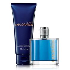 Avon Exploration Duo For the explorer who loves adventures and the great outdoors. A $28.50 value, this collection includes: • Hair & Body Wash – 6.7 fl. oz $5.50 value • Avon Exploration – 2.5 fl. oz. $23 value..... AvonRep shirlean walker