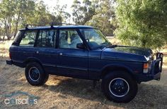 1993 LAND ROVER RANGE ROVER VOGUE SUV Private Cars For Sale in VIC - carsales.com.au