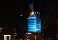 La tour First s'illumine dès le 18 décembre 2012 !