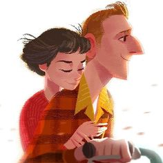 Amélie Poulain I made an animated gif of this illustration is on my facebook profile.  #ameliepoulain #illustration #cartoon #digitalart #artwork #digitalpainting #draw #sketch #movie #fanart #love #inlove #france #lovers #digitaldrawing #girl #drawing #digitalart #doodle #instart #art