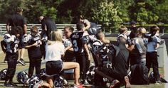 Sideline moms: 5 reasons your son needs you there | Youth Football | USA Football | Football's National Governing Body