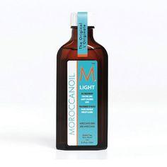 The Ten Best Hair Oil Treatments - Moroccan Oil & Kerastase Elixir Ultime