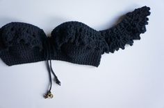 Coven Off the Shoulder Crop -Crochet Crop Top- – LostCulture