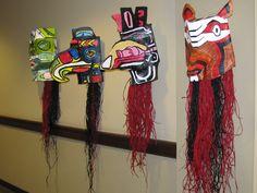 recycing cardboard – Art Around Cardboard Mask, Cardboard Boxes, Circus Cupcakes, Big Top Circus, Masks Art, Indian Art, Art Techniques, Art Lessons, Girl Birthday