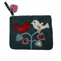 Love Birds Coin Purse