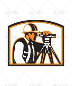 Realistic Graphic DOWNLOAD (.ai, .psd) :: http://vector-graphic.de/pinterest-itmid-1006917210i.html ... Surveyor Geodetic Engineer Survey Theodolite ...  artwork, civil, engineer, geodetic, graphics, illustration, instrument, isolated, retro, surveying, surveyor, theodolite  ... Realistic Photo Graphic Print Obejct Business Web Elements Illustration Design Templates ... DOWNLOAD :: http://vector-graphic.de/pinterest-itmid-1006917210i.html