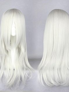 Honest Hairjoy Cosplay Party Wig Women Side Bangs 100cm Long Straight Synthetic Hair 22 Colors Available Online Discount Synthetic Wigs Synthetic None-lacewigs