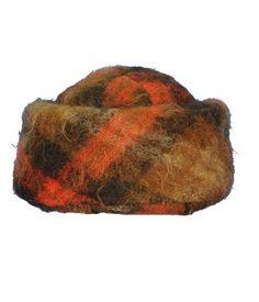 Gorro de lana tipo ruso