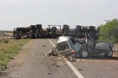 NONATO NOTÍCIAS: Identificada as 4 vítimas de colisão entre veículo...