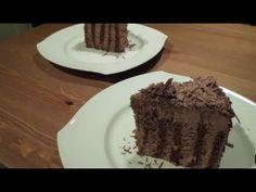 Tarta Espiral de Trufa y Chocolate (+lista de reproducción)