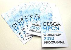 Tríptico para CESGA HPCN Workshop 2010.