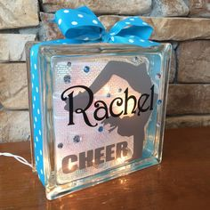 Cheerleader Handspring GemLight Accessories by GemLights on Etsy