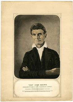 Do you think john brown was