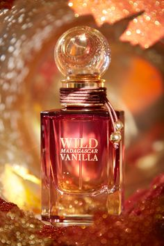 Wild Madagascar Vanilla Perfume by Bath & Body Works. I love this beautiful bottle. I love that this has vanilla but it's not too overpowering. A win/win. Perfume Scents, Perfume And Cologne, Best Perfume, Perfume Bottles, Patchouli Perfume, Perfume Body Spray, Parfum Spray, Bath N Body Works, Bath And Body