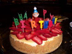 Strawberry Cheesecake Birthday